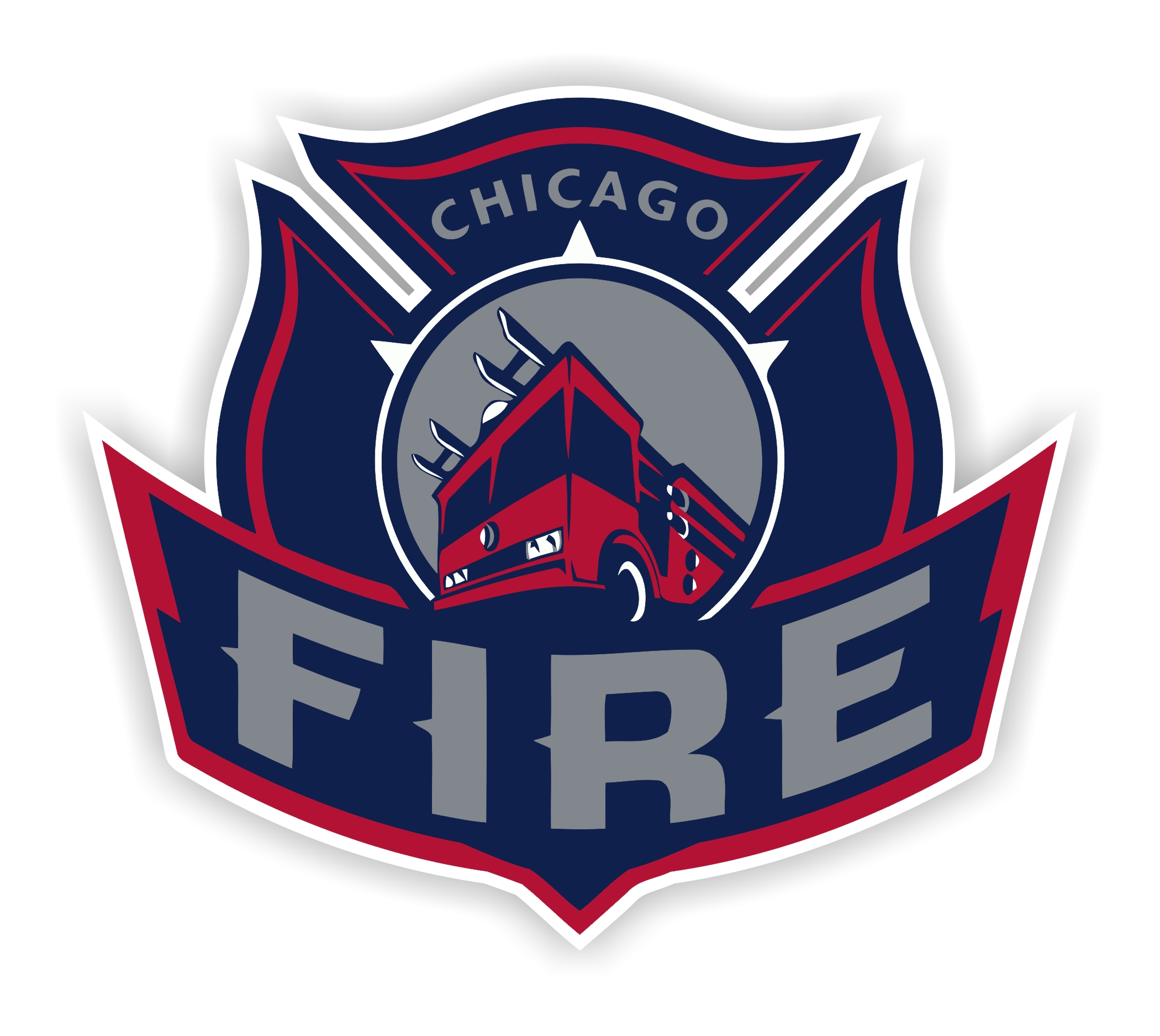 Chicago fire die cut decal addthis sharing sidebar biocorpaavc Images