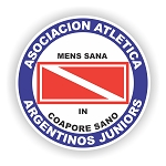 Argentinos Junior Precision Cut Decal / Sticker