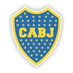 Boca Juniors Precision Cut Decal / Sticker