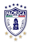 Pachuca Tuzos Mexico  Die Cut Decal