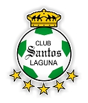 Santos Laguna Mexico  Die Cut Decal