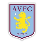 Aston Villa FC  Die Cut Decal