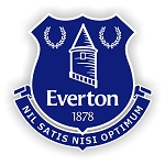 Everton FC  Die Cut Decal