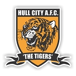 Hull City AFC  Die Cut Decal