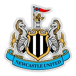 Newcastle United FC  Die Cut Decal
