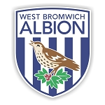 West Bromwich Albion  Die Cut Decal