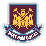 West Ham United  Die Cut Decal