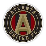 Atlanta United  Die Cut Decal