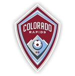 Colorado Rapids   Die Cut Decal
