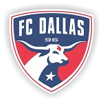 FC Dallas  Die Cut Decal
