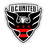 DC United  Die Cut Decal