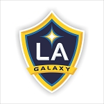 Los Angeles Galaxy  Die Cut Decal