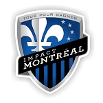 Montreal Impact  Die Cut Decal
