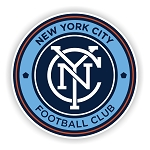 New York City FC  Die Cut Decal