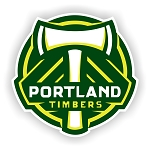 Portland Timbers   Die Cut Decal