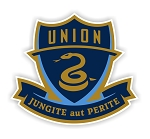 Philadelphia Union  Die Cut Decal