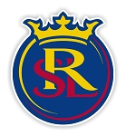 Real Salt Lake  Die Cut Decal