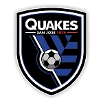 San Jose Quakes  Die Cut Decal