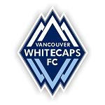 Vancouver Whitecaps  Die Cut Decal