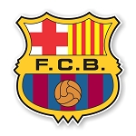 FC Barcelona   Die Cut Decal