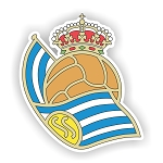 Real Sociedad  Die Cut Decal