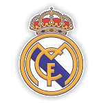 Real Madrid  Die Cut Decal