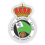 Racing Santander  Die Cut Decal