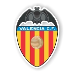 Valencia   Die Cut Decal
