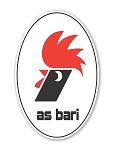 AS Bari   Die Cut Decal