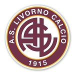 AS Livornio Calcio    Die Cut Decal