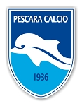 Pescara Calcio   Die Cut Decal