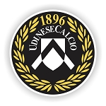 Udinese   Die Cut Decal