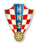 Croatia HNS Soccer National Team Die Cut Decal