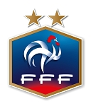 France 2018 FIFA World Cup Champion 2 Stars Die Cut Decal