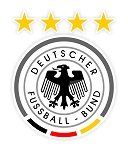 Germany Soccer DEUTSCHER FUSSBAL BOUND Decal / Sticker Die cut