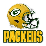 Green Bay Packers Die Cut Decal