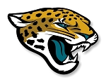 Jacksonville Jaguars  Die Cut Decal