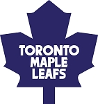 Toronto Maple Leafs  Die Cut Decal