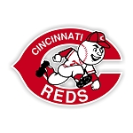 Cincinnati Reds  Die Cut Decal