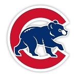 Chicago Cubs Emblem  Die Cut Decal