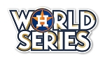 Houston Astros World Series 2017  Die Cut Decal