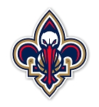 New Orleans Pelicans  Die Cut Decal