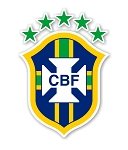 Brazil CFB  Die Cut Decal