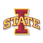 Iowa State Cyclones Die Cut Decal