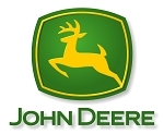 John Deere Die Cut Decal