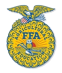 FFA Future Farmers of America Precision Cut Decal