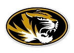 Missouri Tigers ( Mizzou ) Die Cut Decal