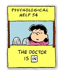 Lucy Psychological Help 5 Cents