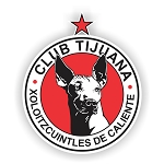 Tijuana Xolos Mexico  Die Cut Decal