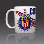 Chivas Guadalajara Coffee Mug Ceramic 11oz